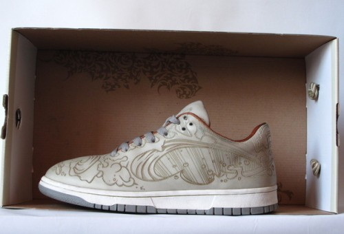 "Chris Lundy x Nike Dunk Low ""Laser"" uploaded by ciuffo"