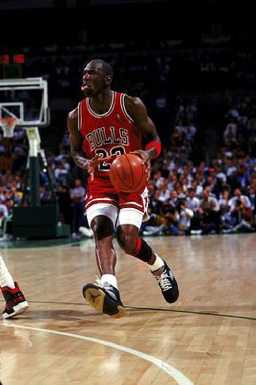 Michael Jordan AIr Jordan 5 White Laces