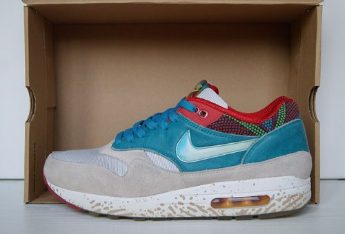 "Nike Air Max 1 ""Brazil"" uploaded by some.old.fart"