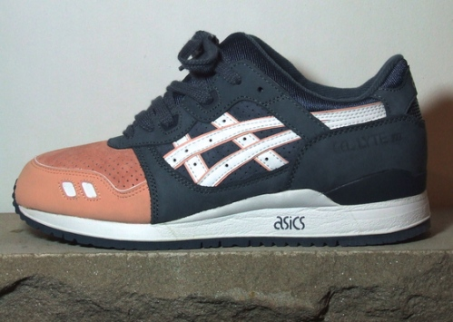 "Ronnie Fieg x Asics Gel Lyte III ""Salmon Toe"" uploaded by Eugene_Flash"