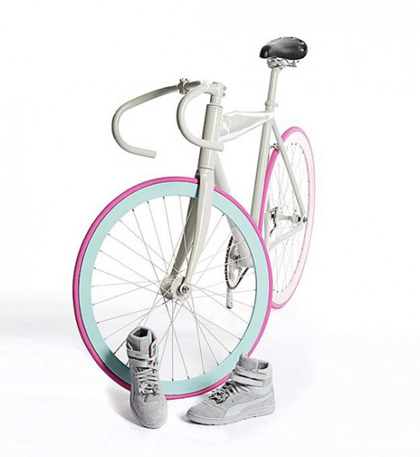 Trainerspotter x Puma Fixed Gear Bike