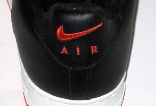"Nike Air Force 1 Jewel ""Halloween"" Heel"
