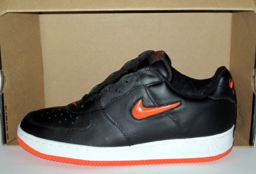 "Nike Air Force 1 Jewel ""Halloween"" uploaded by pascal"