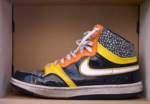 Nike Court Force High uploaded by Filoyal