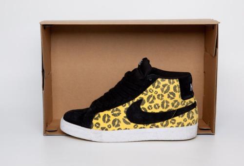 "Nike SB Blazer ""Kiss"" uploaded by Mourad STREET RULES !!!"