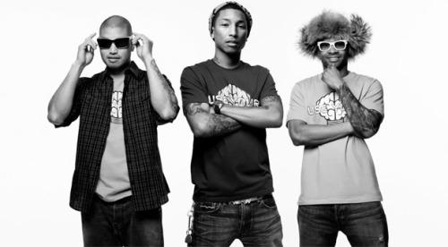 N.E.R.D. Crew