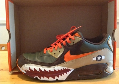 "Nike Air Max 90 ""Warhawk"" uploaded by MrMoeCast"
