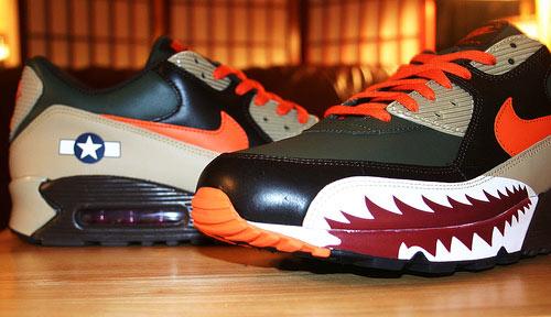 "Nike Air Max 90 ""Warhawk"""