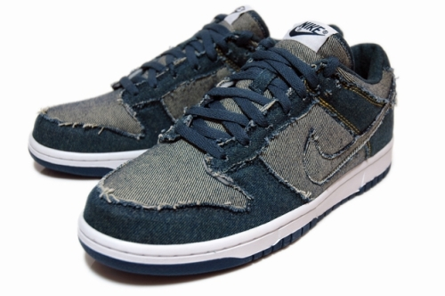 "Nike Dunk Low CL ""Blue Denim"""