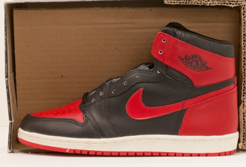 "Air Jordan 1 ""1985"" uploaded by we did it in style**"