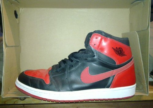 "Air Jordan 1 ""2001"" uploaded by Jivaldinho"