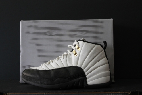 "Air Jordan XII ""Taxi"" OG uploaded by Evanga"