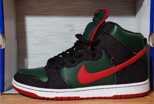 "Nike SB Dunk High ""RESN"" uploaded by Prop Lo"