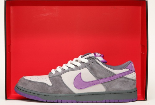 "Nike SB Dunk Low ""Purple Pigeon"" uploaded by G"