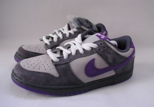 "Nike SB Dunk Low ""Purple Pigeon"""