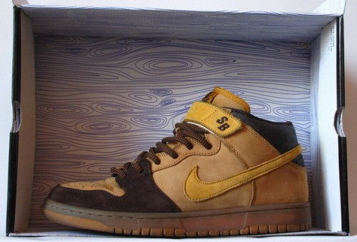 "Nike SB Dunk Mid ""Wheat"" uploaded by BobaFett"
