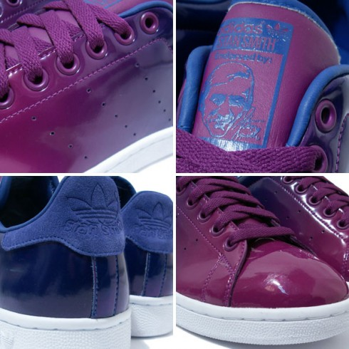 "atoms x adidas Stan Smith ""Gradation"" Pack"