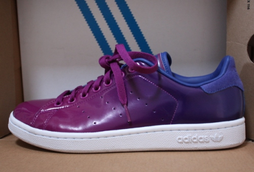 "atoms x adidas Stan Smith ""Purple-Blue"" uploaded by Mr.M"