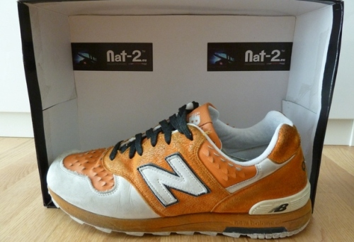"New Balance 1400 ""Clown Fish"" uploaded by WPT"