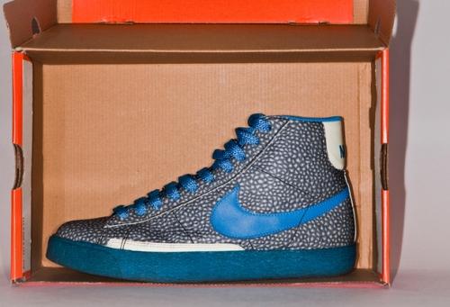 "Nike Blazer Hi Premium ""Illumination"" uploaded by Rido"