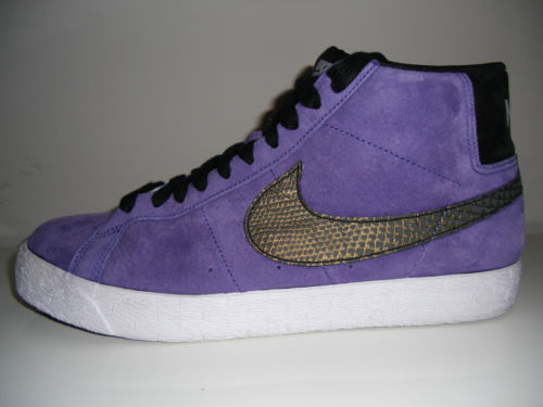 "Nike SB Blazer ""Purple Rain"" uploaded by"