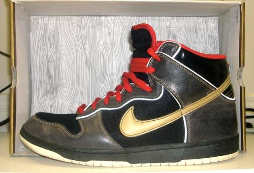 "Nike SB Dunk High ""Marshall Amp"" uploaded by MarkDelete"