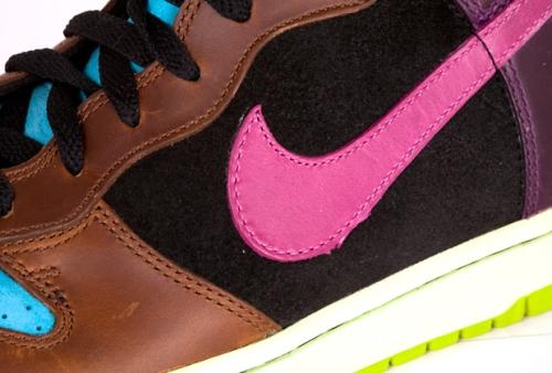 UNDFTD x Nike Dunk High NL Side Panel uploaded by Jay BKRW Smith