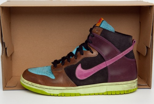 UNDFTD x Nike Dunk High NL uploaded by Jay BKRW Smith