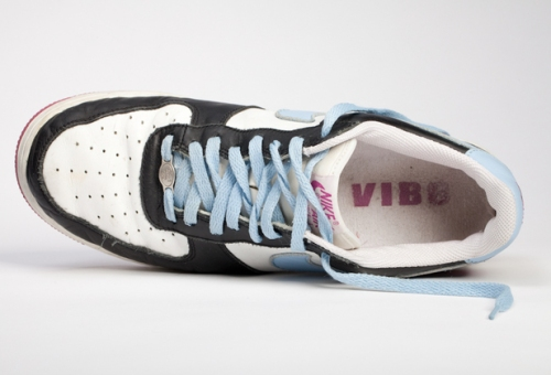 Vibe x Nike Air Force 1 Low Top uploaded by Jonathan Mannion
