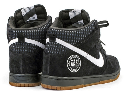 A.R.C. X Nike Dunk High Supreme TZ