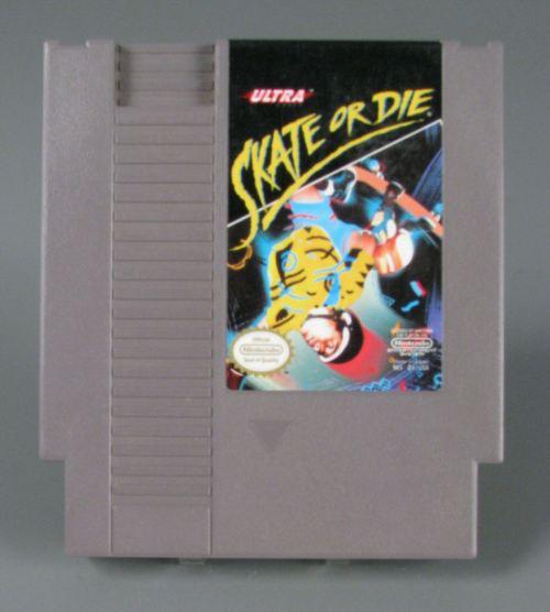 NES - Skate or Die