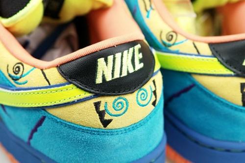 Nike SB Dunk Low Pro Heel