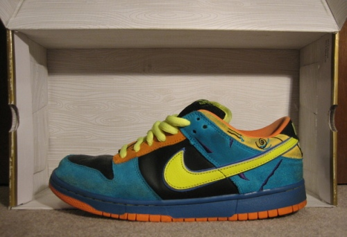 "Nike SB Dunk Low Pro ""Skate or Die"" uploaded by Reid_D"