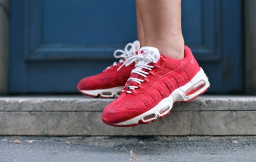 "Nike WMNS Air Max 95 ""Valentine's Day"" by UGLY MELY"