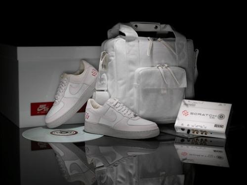 Serrato x Nike Air Force 1 Pack