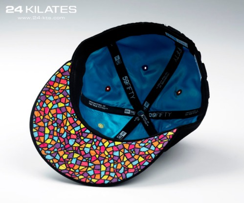 "24 Kilates x New Era ""Gaudi"" 5950"