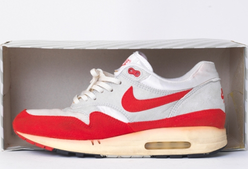 Nike Air Max 1 (Original) uploaded by  Josh Cole aka wideangle