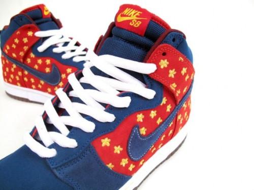 "Nike SB Dunk High ""Quagmire"" Details"