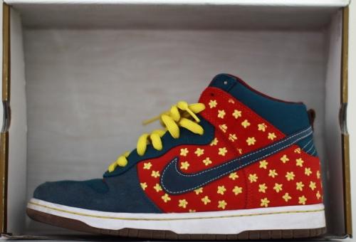 """Nike SB Dunk High """"Quagmire"""" uploaded by DruNYC"""