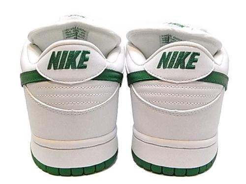 "Nike SB Dunk Low Pro ""St. Patrick's Day"""