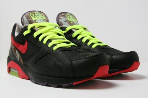 Opium x Nike Air 180