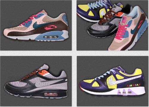 "size? x Nike ""Clerks"" Pack"